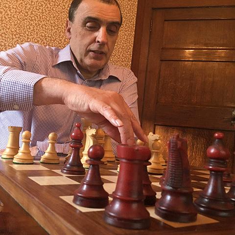 Checkmate Me
